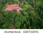 aerial view of the seven... | Shutterstock . vector #630722051