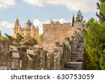 View Of The Dormition Abbey...