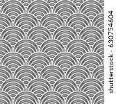 fish scale wallpaper. asian... | Shutterstock .eps vector #630754604