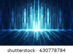 abstract technology concept.... | Shutterstock .eps vector #630778784