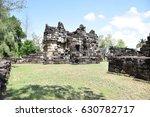 stone castle | Shutterstock . vector #630782717