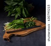 Small photo of Allium ursinum