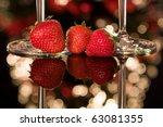 Fresh Strawberries And...