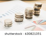personal financial planning... | Shutterstock . vector #630821351