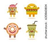 flat vector illustration... | Shutterstock .eps vector #630860804