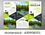 business brochure. flyer design.... | Shutterstock .eps vector #630908351