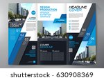 business brochure. flyer design.... | Shutterstock .eps vector #630908369