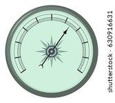 Atmosphere Barometer Icon....