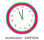 Make More Time Clock   Concept...