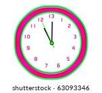 Make More Time Clock   Concept...