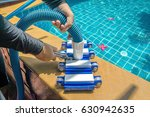 service and maintenance of the... | Shutterstock . vector #630942635