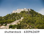 historical fortress in the city ...   Shutterstock . vector #630962609
