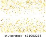 festive colorful golden star... | Shutterstock .eps vector #631003295