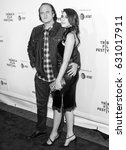 Small photo of NEW YORK, NY - APRIL 28, 2017: Director Quentin Tarantino and Daniella Pick attend the 'Reservoir Dogs' 25th Anniversary Screening during 2017 Tribeca Film Festival