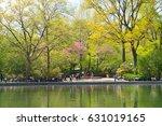 new york  ny usa    april 28 ... | Shutterstock . vector #631019165