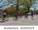 new york city  usa    april 28  ... | Shutterstock . vector #631019219