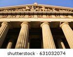 Nashville's Greek Parthenon...