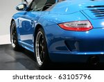 paris   october 14  porsche 911 ... | Shutterstock . vector #63105796