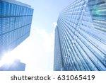 business skyscrapers | Shutterstock . vector #631065419
