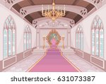 illustration of medieval... | Shutterstock .eps vector #631073387