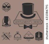 vintage style design hipster... | Shutterstock .eps vector #631086791