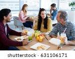 creative business team... | Shutterstock . vector #631106171
