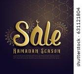 Ramadan Season Sale Poster...