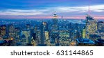 view of new york manhattan... | Shutterstock . vector #631144865