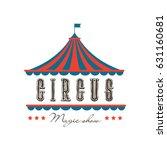 Vector Set Of Circus Logo ...