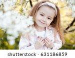 Smiling Cute Baby Girl 4 5 Yea...