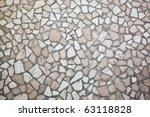 Stone Block Road Pavement