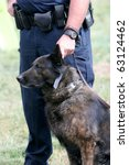 K 9 Unit Of Police Office And...