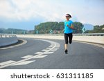 healthy lifestyle young fitness ... | Shutterstock . vector #631311185