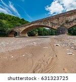 Old Stone Bridge Across The...