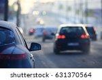 car street road traffic... | Shutterstock . vector #631370564
