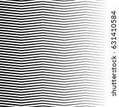 geometric black and white... | Shutterstock .eps vector #631410584