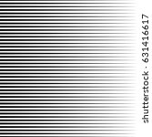 geometric black and white... | Shutterstock .eps vector #631416617