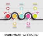 3d winding road way location...   Shutterstock . vector #631422857