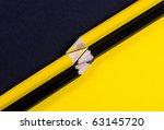 pencil | Shutterstock . vector #63145720