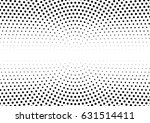 abstract halftone dotted... | Shutterstock .eps vector #631514411