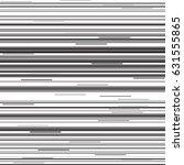 horizontal speed lines for... | Shutterstock .eps vector #631555865