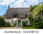thatched cottage english...