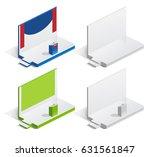 vector illustration scene for...   Shutterstock .eps vector #631561847