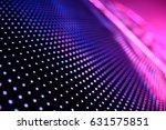 led soft focus background | Shutterstock . vector #631575851