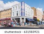 london  england   24 february... | Shutterstock . vector #631583921