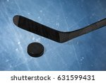 ice hockey rink scratches... | Shutterstock . vector #631599431