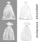 transparent packaging for... | Shutterstock .eps vector #631610069
