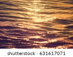 Abstract Blurred Sunny Waters...