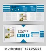 flyer template. banner or web... | Shutterstock .eps vector #631692395