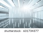empty space  empty wall in a... | Shutterstock . vector #631734377
